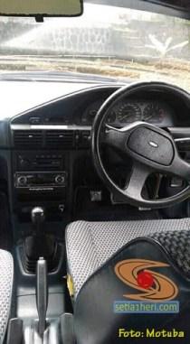 Pengalaman miara Motuba Ford Laser Sonic atau Ford Laser GL B3 tahun 1990 (8)