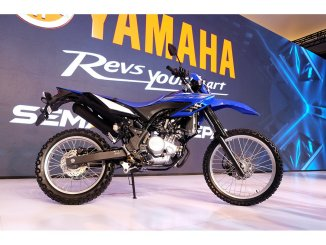 trail yamaha WR 150 R