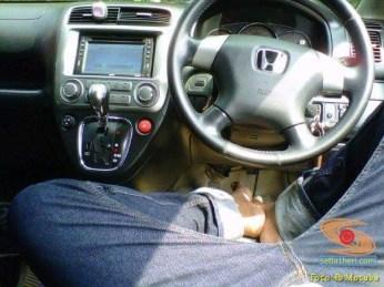 Kelebihan dan kekurangan motuba Honda Stream 1.7 gans...