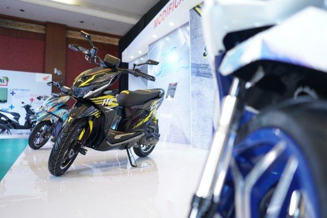 Konsep Modifikasi All New Honda BeAT dan All New Honda BeAT Street tahun 2020 brosis