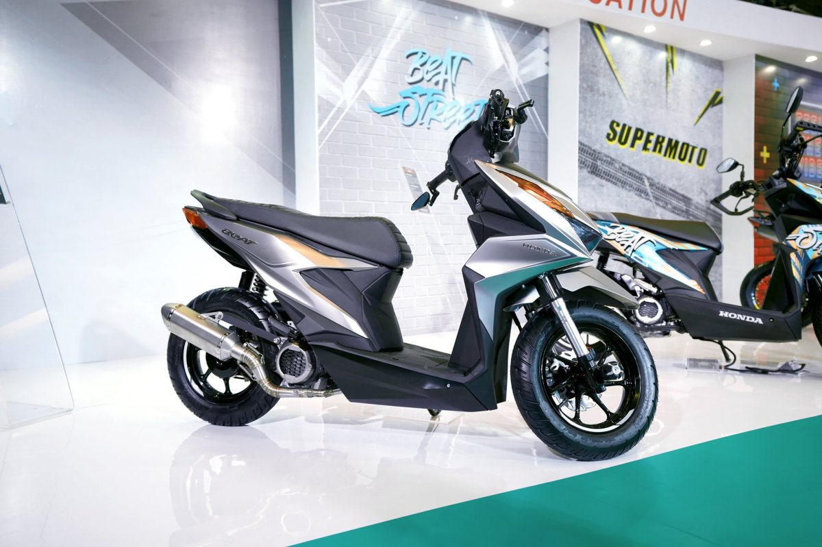 Konsep Modifikasi All New Honda Beat Dan All New Honda Beat Street Tahun 2020 Brosis Setia1heri Com