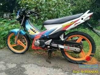 Mengenang motor lawas Honda Tena atau Nova Tena brosis