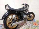 Modifikasi velg palang atau bintang pada Yamaha RX King (26)