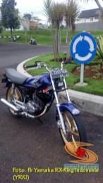 Modifikasi velg palang atau bintang pada Yamaha RX King (39)