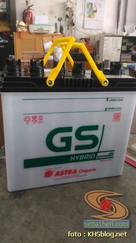 aki GS Hybrid 46B24R (NS60) (2)