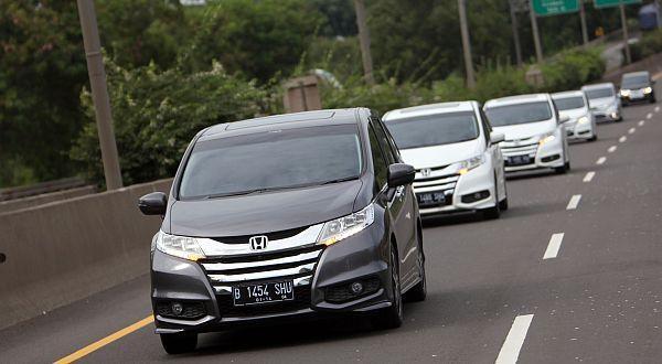 Akselerasi & Daya Honda Odyssey