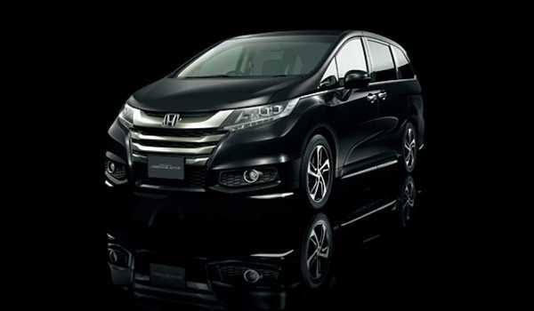Honda Odyssey tahun 2020