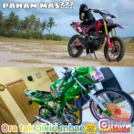 Meme biker gambar paham mas motor trail idaman wanita jaman now (11)