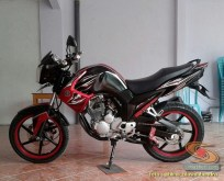 Modifikasi evolusi Yamaha Scorpio tahun 2012 asal Kota Madiun (3)