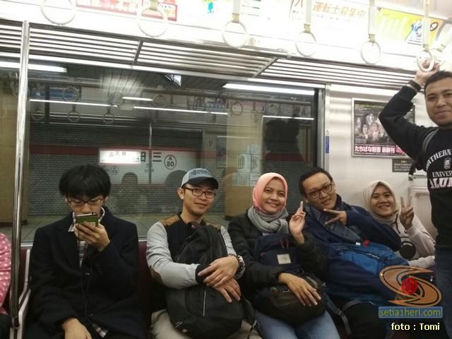 cerita naik kereta di jepang (2)
