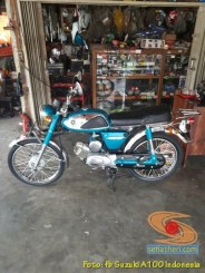 Kumpulan foto motor jadul Suzuki A100 (15)