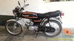 Kumpulan foto motor jadul Suzuki A100 (4)