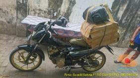 Kumpulan gambar Suzuki Satria Fu buat boncengan barang gans.. (12)