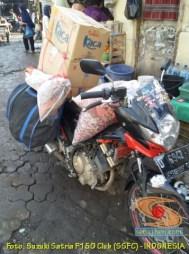 Kumpulan gambar Suzuki Satria Fu buat boncengan barang gans.. (4)