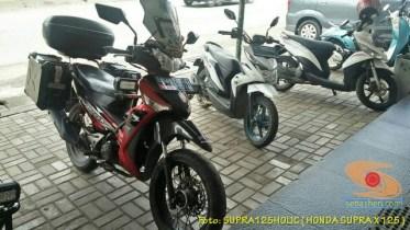 Kumpulan modifikasi konsep touring Honda Supra X 125 (12)