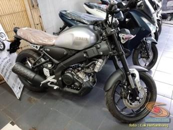 Yamaha XSR 155 di Kota Surabaya