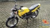 Kumpulan foto nostalgia Honda Tiger 2000 warna kuning brosis.. (20)