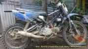 Kumpulan modifikasi trail odong-odong basis mesin Honda Supra X 125 brosis (12)
