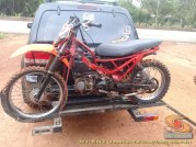 Kumpulan modifikasi trail odong-odong basis mesin Honda Supra X 125 brosis (4)