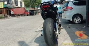 Modifikasi Yamaha MX King 150 spek hedon alias limbah moge punya sultan (6)