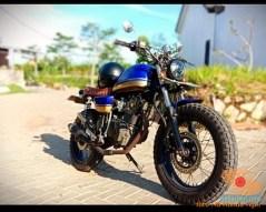 Honda Tiger modif Jap Style atau Scrambler (11)