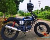 Honda Tiger modif Jap Style atau Scrambler (32)