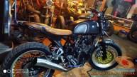 Kumpulan gambar modifikasi Yamaha Scorpio menjadi scrambler atau japstyle (9)