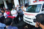 MPM Berbagi MPM Honda Jatim Salurkan Donasi Alat Kesehatan Rp 3 M untuk Jawa Timur (3)
