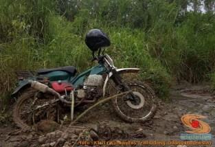 Honda C70 modif trail odong-odong alias bebek trail GTX (11)