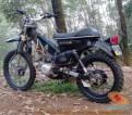 Honda C70 modif trail odong-odong alias bebek trail GTX (2)