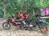 Honda C70 modif trail odong-odong alias bebek trail GTX (26)