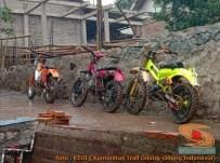 Honda C70 modif trail odong-odong alias bebek trail GTX (28)