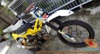 Honda C70 modif trail odong-odong alias bebek trail GTX (30)