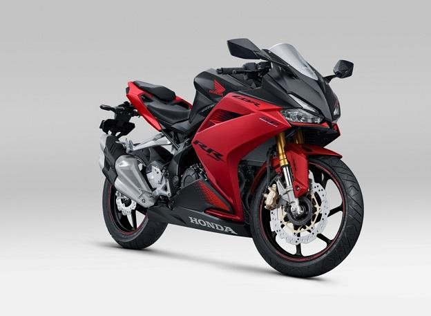 Honda CBR250RR SP Quick Shifter tahun 2020, Ada 3 pilihan warna