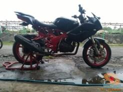 Keluh kesah serta suka duka biker atau rider sepeda motor Minerva (3)