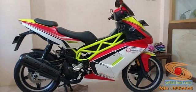 Keluh kesah serta suka duka biker atau rider sepeda motor Minerva (4)