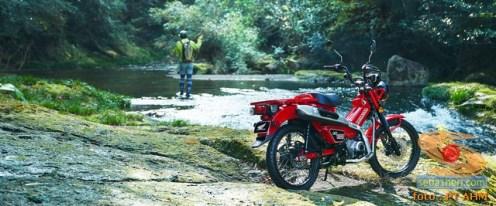 Spesifikasi dan harga Motor Bebek Trekking Honda CT125 tahun 2020 (12)