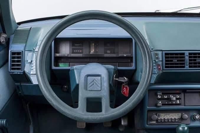 dashboard mobil citrun