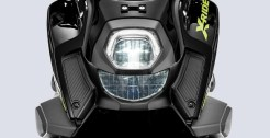 Lampu depan Yamaha X-Ride 125 tahun 2020