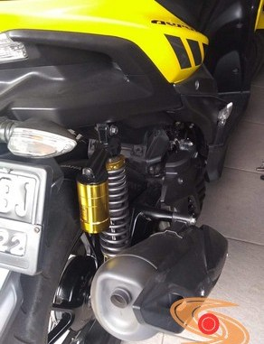 Motor Yamaha Aerox 155 suka mati sendiri saat jalan atau tarik gas, apa solusinya