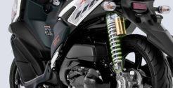 shock belakang Yamaha X-Ride 125 tahun 2020