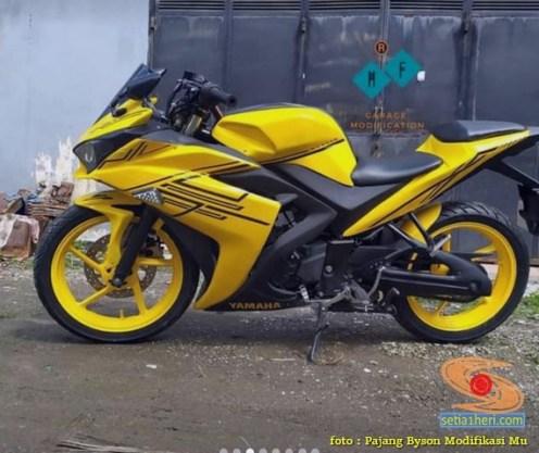 Kumpulan inspirasi Modifikasi Yamaha Byson full fairing (5)