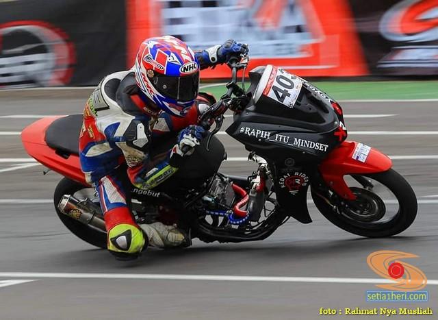 Modif mesin Yamaha Lexi bore up 200 cc buat balapan gans.. (2)