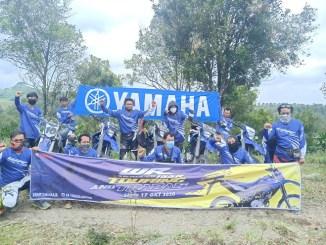 Yamaha Madiun-Kediri gelar Fun Adventure Touring bersama biker Yamaha WR 155 R di Blitar (1)