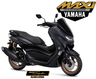 4 pilihan warna All New NMAX 155 Connected (standar) tahun 2020 (4)