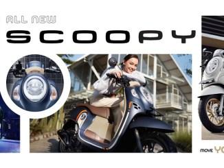 fitur baru All New Honda Scoopy tahun 2020 (2)