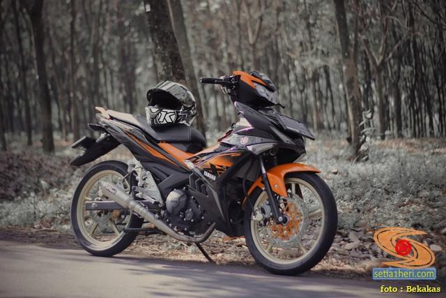 Plus minus kelebihan dan kekurangan Yamaha MX King menurut warganet