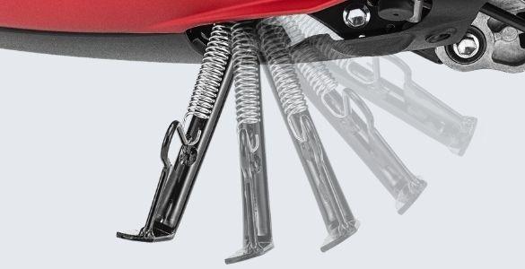 Fitur-fitur Yamaha Fino Premium tahun 2020-2021 (3)