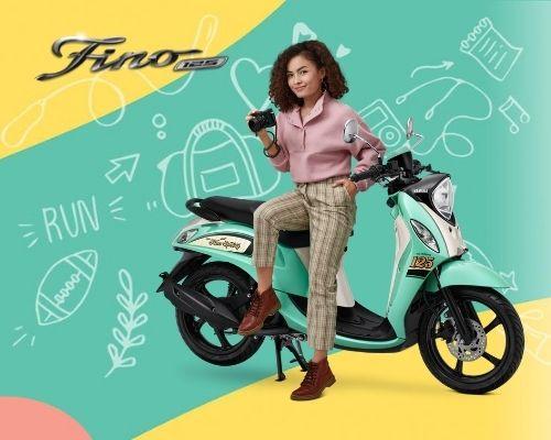 3 Warna baru Yamaha Fino 125 Sporty tahun 2021