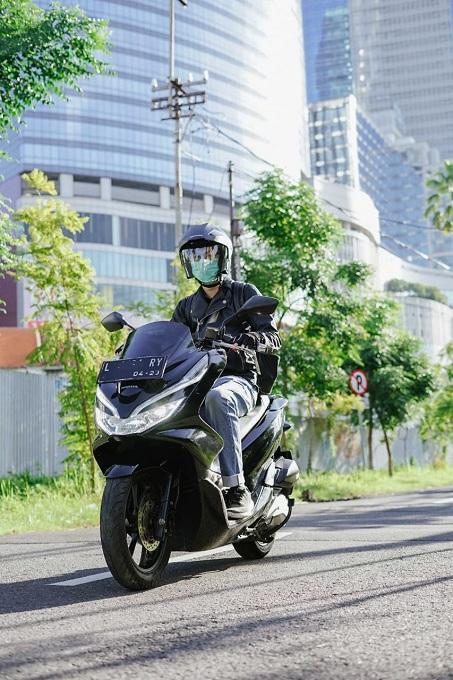 5 Tips Cari_Aman Pulang Pergi Kerja bagi biker brosis
